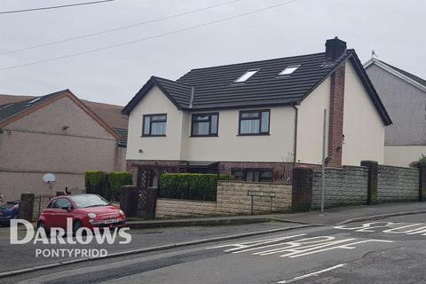 4 bedroom detached house for sale - Wesley Street, Abercynon