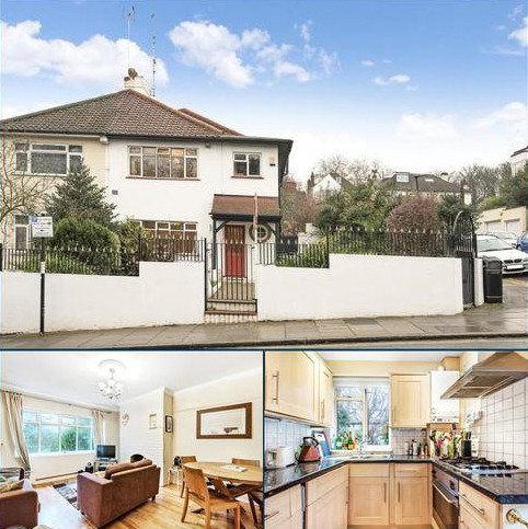 3 bedroom semi-detached house for sale - Maze Hill, Greenwich