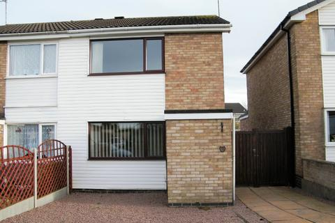 2 bedroom semi-detached house to rent - Scotney Drive, Grantham, NG31