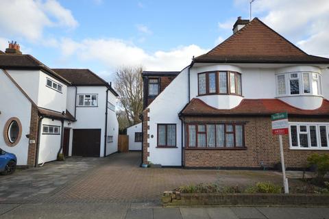 4 bedroom semi-detached house for sale - Pemberton Avenue, Gidea Park, Essex, RM2