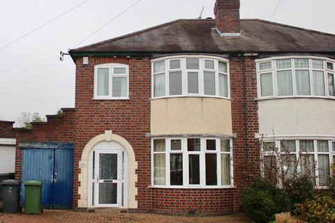 3 bedroom semi-detached house for sale - Wyndale Road, Knighton, Leicester LE2