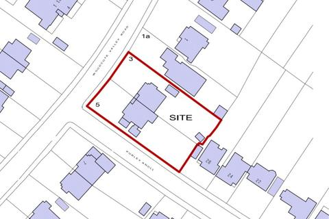 Land for sale - Woodcote Valley Road, Purley CR8