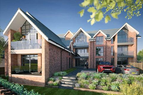 2 bedroom apartment for sale - Alexander Court, Rocky Lane, Heswall
