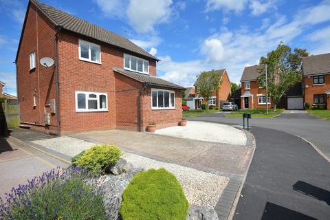 4 bedroom detached house for sale - Bretshall Close, Monkspath