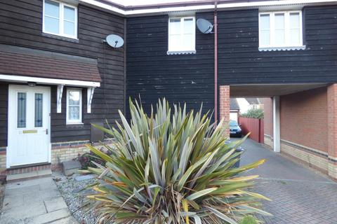 2 bedroom terraced house to rent - Fritillary Close, Ipswich