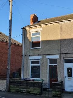 2 bedroom end of terrace house to rent - Selwyn Street, Bolsover, Chesterfield S44