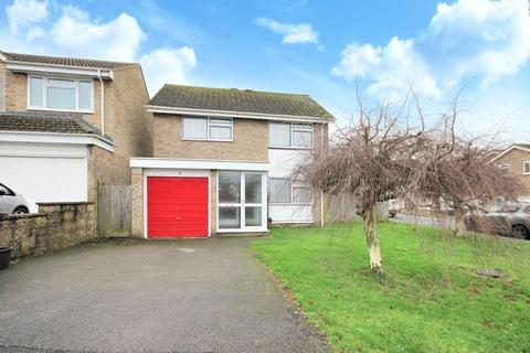 4 bedroom detached house to rent - Sherfields, Royal Wootton Bassett, Wiltshire, SN4