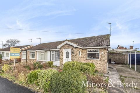 2 bedroom semi-detached bungalow for sale - Appleton Drive, Ormesby