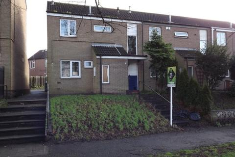3 bedroom end of terrace house to rent - Arne Court, Nottingham