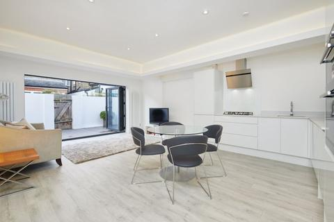 2 bedroom ground floor maisonette for sale - St Elmo Road W12