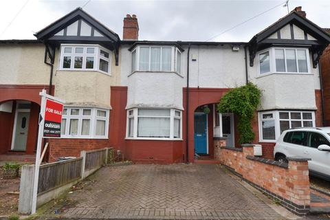 3 bedroom terraced house for sale - Taylor Road, Birmingham, West Midlands, B13