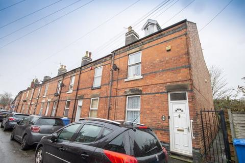 3 bedroom end of terrace house for sale - Ward Street, Derby