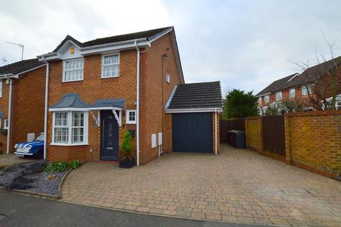 3 bedroom detached house for sale - Chard Drive, Barton Hills, Luton, Bedfordshire, LU3 4EN