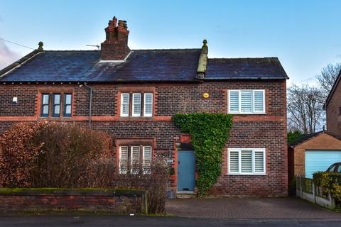 3 bedroom semi-detached house for sale - Stork Cottage, London Road, Stretton, WA4 5PP