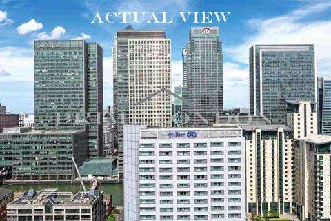 3 bedroom apartment for sale - Maine Tower, Harbour Central, Canary Wharf
