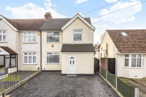 3 bedroom semi-detached house for sale - Burnway, Hornchurch, RM11