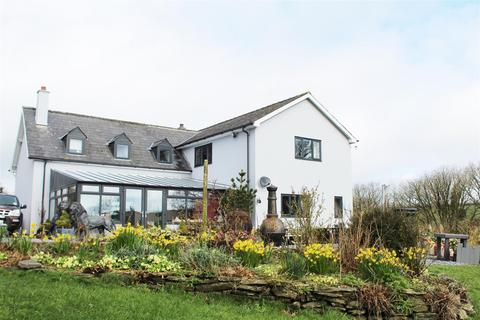 5 bedroom property with land for sale - Spite House, Henllan Amgoed, Whitland