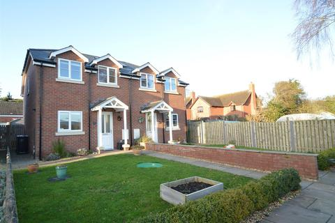 3 bedroom semi-detached house for sale - 5 Old Mill Close, Worthen, Shrewsbury, SY5 9JT