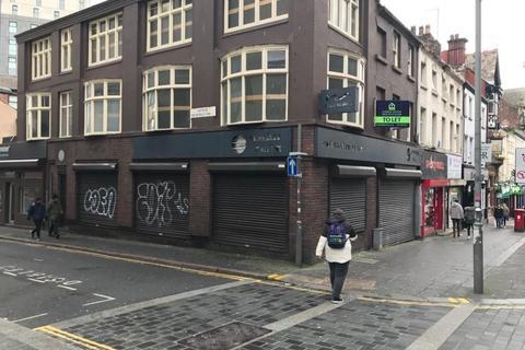 Shop to rent - - Mount Pleasant, Liverpool