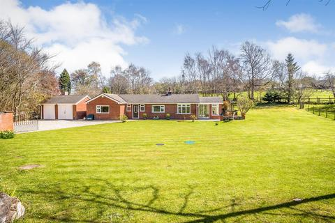 3 bedroom detached bungalow for sale - Hafod Moor, Gwernaffield, Mold