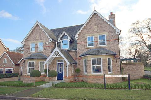 5 bedroom detached house for sale - Shaftesbury Drive, Fairfield, SG5