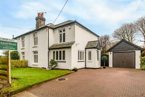 3 bedroom semi-detached house for sale - Chart Lane, Brasted Chart