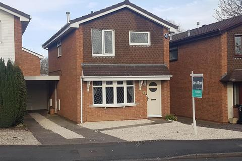 3 bedroom detached house for sale - Sandringham Way, Brierley Hill