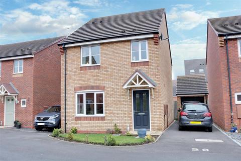 3 bedroom detached house for sale - Bowling Alley Street, Talke