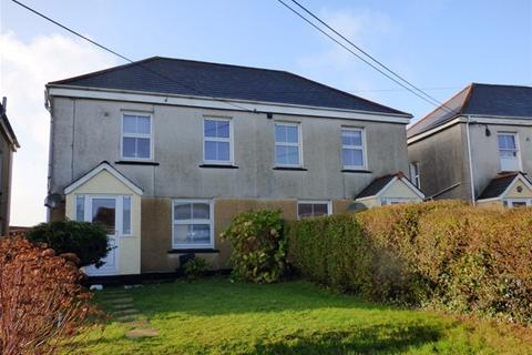 3 bedroom semi-detached house to rent - Crellow Terrace, Crellow Hill, Stithians