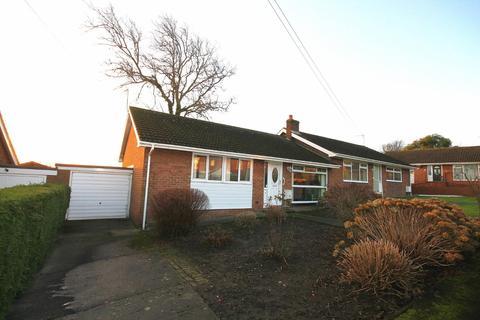 3 bedroom semi-detached bungalow for sale - Firwood Grove, Hunwick, Crook