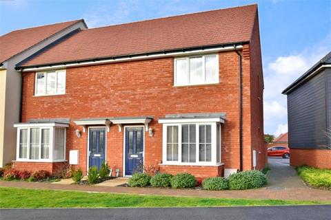 2 bedroom end of terrace house for sale - Wagtail Walk, Finberry, Ashford, Kent
