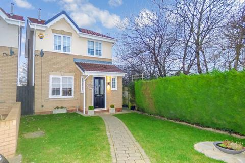 3 bedroom detached house for sale - Westfield Park, Wallsend, Newcastle upon Tyne, Tyne and Wear, NE28 8LB