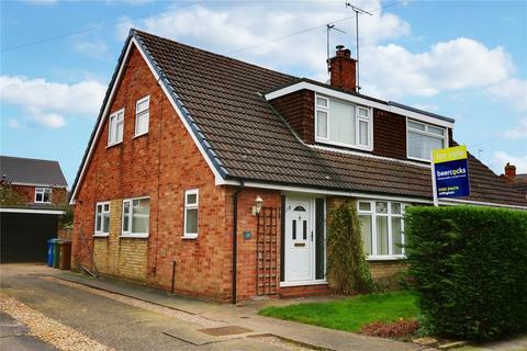 3 bedroom semi-detached house for sale - Lawson Avenue, Cottingham, HU16
