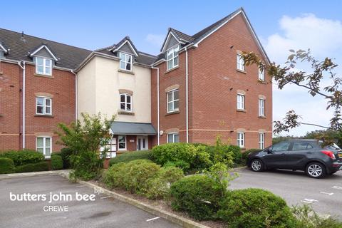 2 bedroom apartment for sale - Foxholme Court, Crewe