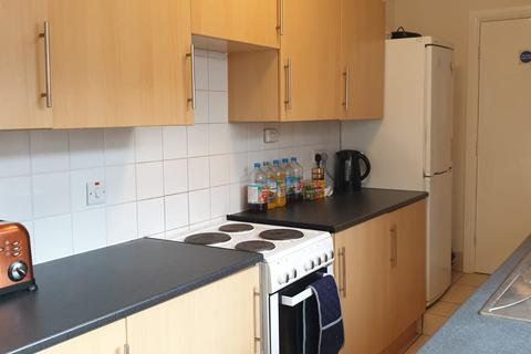 4 bedroom terraced house to rent - 23 Spital Street, Lincoln, LN1 3EG