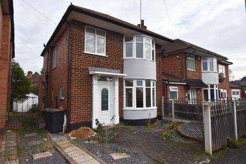 3 bedroom detached house for sale - Pelham Crescent, Beeston, NG9 2ER
