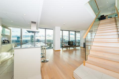 2 bedroom apartment to rent - No. 1 West India Quay, Canary Wharf E14