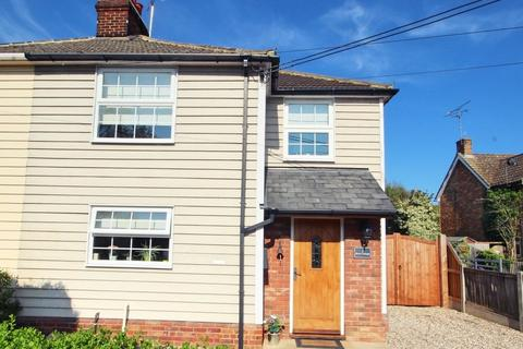 3 bedroom semi-detached house for sale - The Common, East Hanningfield