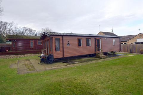 2 bedroom property for sale - Jamie Craggs Caravan Park, Welburn, YO60 7EW