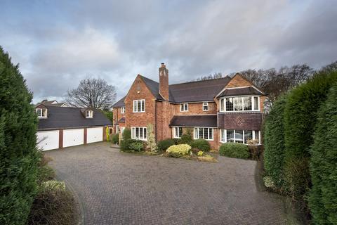 6 bedroom detached house for sale - Talbot Avenue, Little Aston