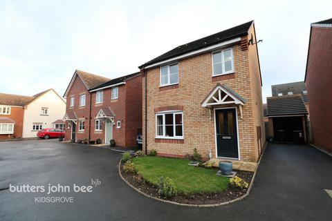 3 bedroom detached house for sale - Bowling Alley Street, Talke