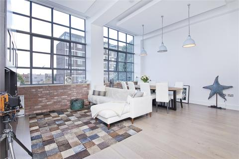2 bedroom flat to rent - The Textile Building, 31A Chatham Place, London, E9