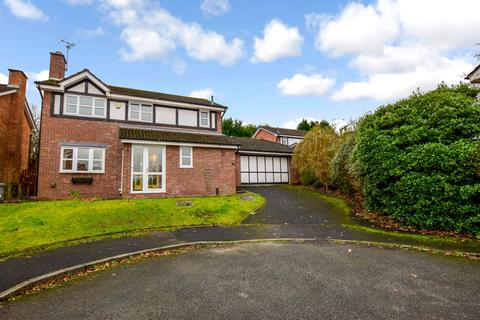 4 bedroom detached house for sale - Holset Drive, Altrincham, Cheshire, WA14