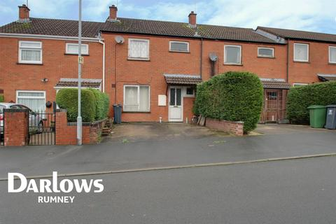 3 bedroom terraced house for sale - Risca Close, St Mellons