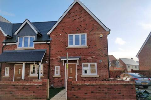 2 bedroom end of terrace house for sale - Richard Adams Way, Whitchurch