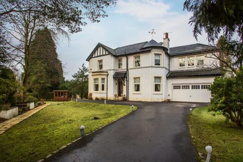 4 bedroom detached house for sale - Shawbost 9 Albert Road, Brookfield, PA5 8UE