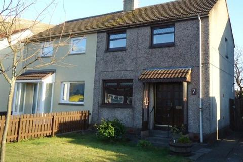2 bedroom semi-detached house to rent - Alva, Clackmananashire