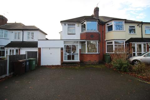 3 bedroom semi-detached house to rent - Ulleries Road, Solihull