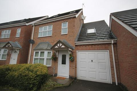 4 bedroom detached house for sale - Thomas Close, Braunstone Town