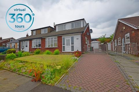 3 bedroom semi-detached bungalow for sale - Manley Crescent, Westhoughton